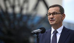 Premier Mateusz Morawiecki miał w sierpniu wyższe poparcie niż w lipcu