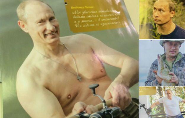 Kalendarz cieszy się w Rosji ogromną popularnością
