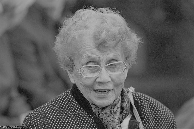 Herlind Kasner miała 90 lat
