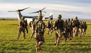W tej chwili w Polsce przebywa ok. 5 tys. żołnierzy USA