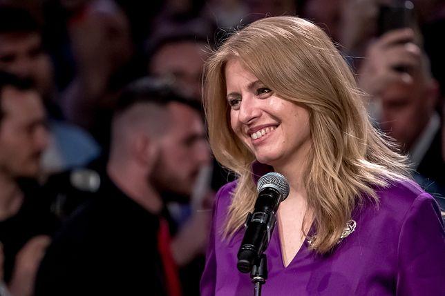 Zuzana Czaputova została prezydentem Słowacji. Jest pierwszą kobietą na tym stanowisku