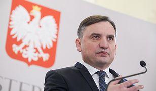 Zbigniew Ziobro zabrał głos ws. oskarżenia Żulczyka o zniewagę prezydenta