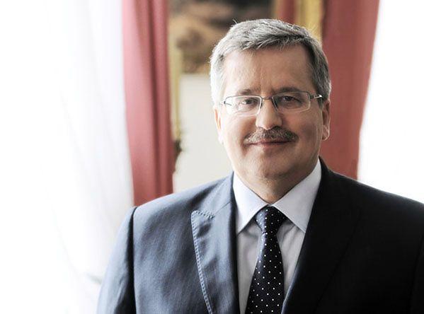 Mariusz Błaszczak: prezydent Bronisław Komorowski próbuje zatrzeć złe wrażenie