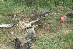 Katastrofa lotnicza w Czechach. Samolot wracał z Leszna