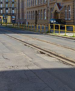 Bytom. Remont ul. Piekarskiej, co z najkrótszą linią tramwajową w kraju?