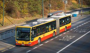 Łódź. Kierowca autobusu zasłabł w trakcie kursu