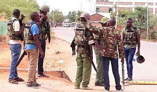 Wybuchł samochód-pułapka w Kenii. Zginęło 13 policjantów