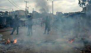 Kenia. Atak dżihadystów z Al-Shabaab na bazę wojskową