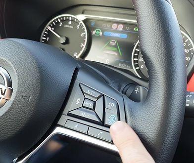 Odświeżony Nissan Juke ma zaawansowany system wsparcia kierowcy