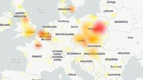 Facebook, Messenger i Instagram nie działają. Awaria uniemożliwia rozmowy (aktualizacja)
