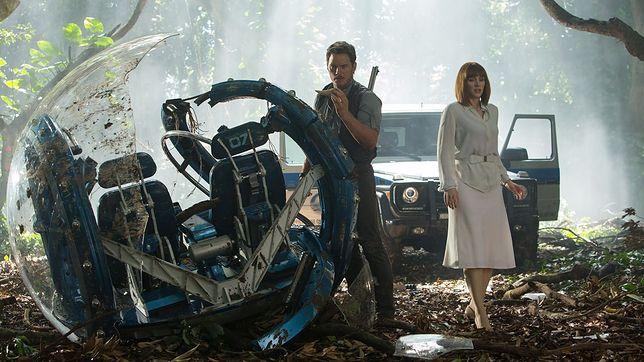 """Jurassic World"" z rozmachem"