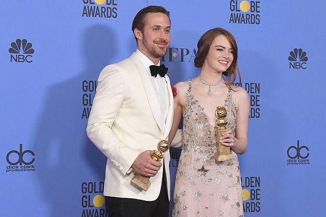 Ryan Gossling i Emma Stone