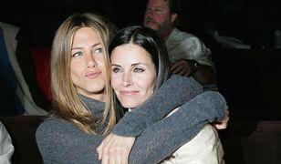 Jennifer Aniston i Courtney Cox