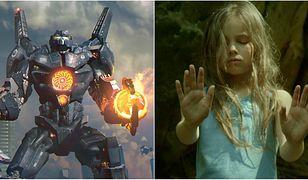 """Od lewej: """"Pacific Rim: Rebelia"""", """"Wieża. Jasny dzień"""""""
