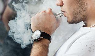 Będzie akcyza na e-papierosy. Rząd zapowiada nowe przepisy