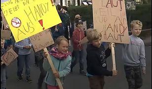 Protest dzieci w Hamburgu