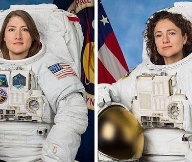 NASA. Pierwszy spacer kobiet w kosmosie