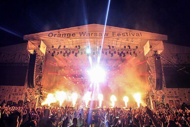 Orange Warsaw Festival 2019 - plan imprezy. Kto i kiedy zagra koncert?
