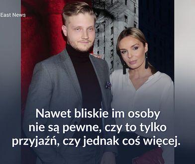 Agnieszka Włodarczyk na premierze z mężczyzną. Wiemy, kim jest