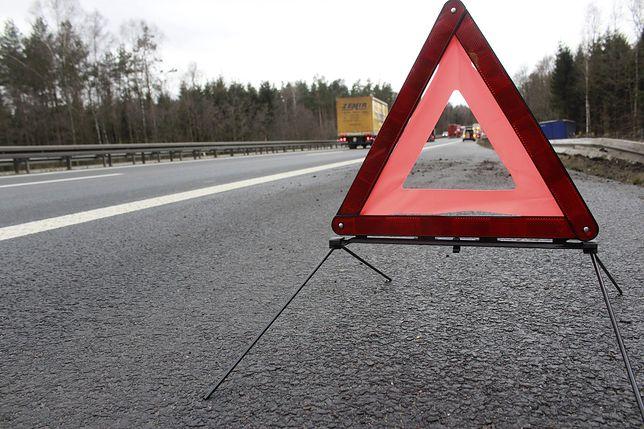 Wypadek drogowy (zdjęcie ilustracyjne)