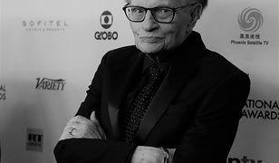 Larry King zmarł w wieku 87 lat