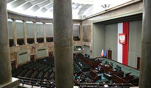 Obrady Sejmu. Relacja na żywo