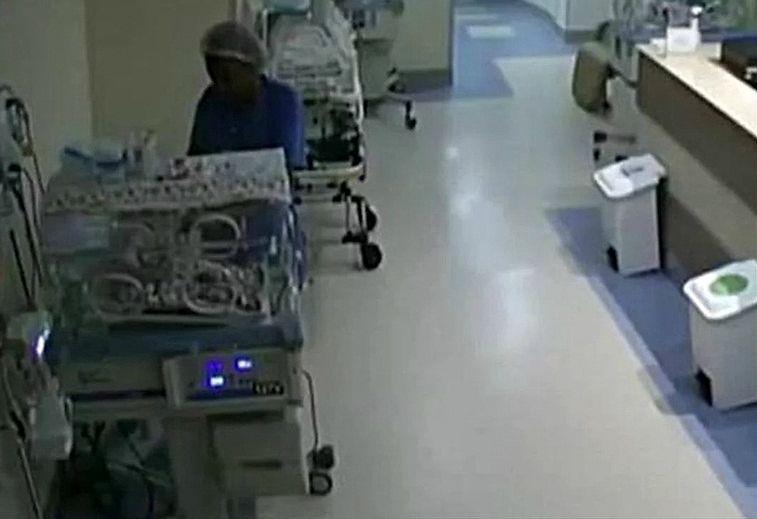 Pielęgniarka próbowała zabić niemowlęta. Bulwersujące nagranie ze szpitala
