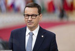 Morawiecki w ogniu krytyki. Doniesienia o szczycie UE