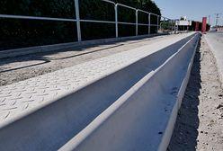 Bielsko-Biała. Krawężniki peronowe na nowych przystankach, ułatwią korzystanie z autobusów