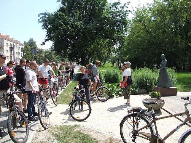 Wielki żoliborski wiosenny objazd rowerowy