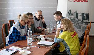 Małopolski związek zawodowy protestuje 11. dzień
