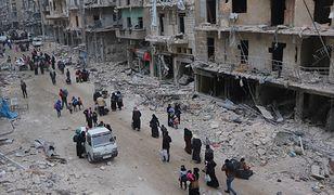 Polka organizuje marsz na rzecz Aleppo. Trasa liczy 4 tysiące kilometrów