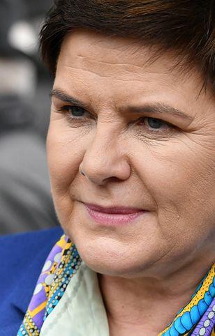 Wicepremier Beata Szydło kandyduje do Europarlamentu