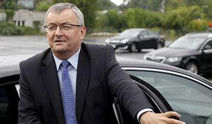 Centrum Unijnych Projektów Transportowych podlega ministrowi infrastruktury Andrzejowi Adamczykowi.