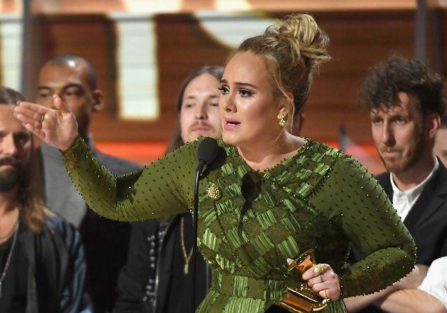 """Adele chce skończyć z koncertowaniem. """"Czuję się bezbronna. Nie wiem, czy to moja bajka"""""""