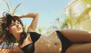 Ramona Rey kusi w bikini!