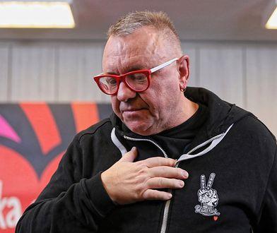 WOŚP 2020: Jerzy Owsiak o akcji, która powaliła go na kolana