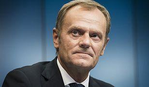 Donald Tusk skorzystał z okazji, by nieco ostudzić emocje przed unijnym szczytem w Salzburgu