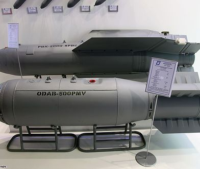 """""""Ojciec wszystkich bomb"""" – najsilniejsza bomba termobaryczna na świecie"""