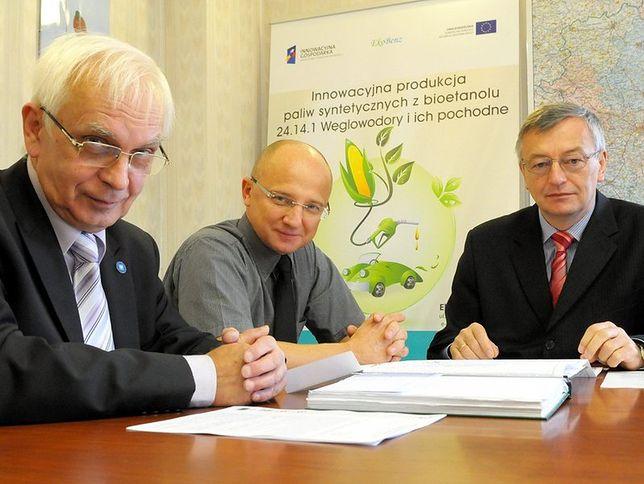 Rewolucja na rynku paliw - Lublin będzie produkować biopaliwo II generacji