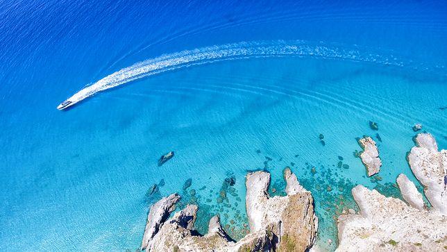 320 bezchmurnych dni w roku daje Kalabrii wysokie miejsce na liście najbardziej słonecznych miejsc Europy