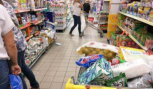 Polacy szukają przede wszystkim tańszego masła, cukru i mleka.