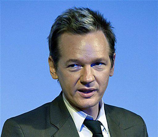 Assange: ten bank odbiera mi pieniądze na adwokatów