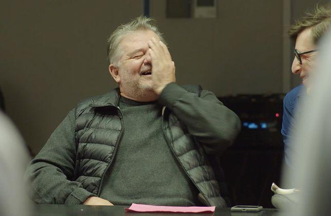 Krzysztof Globisz ma niesamowitych studentów, którzy robią o nim film