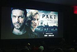 """""""Pakt"""": Marcin Dorociński zaatakowany na premierze drugiego sezonu serialu"""