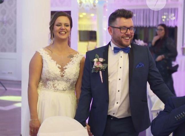 """Wojtek Janik i Agnieszka Łyczakowska ze """"Ślubu od pierwszego wejrzenia"""""""