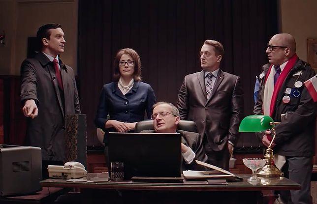 """Oglądaj nowe odcinki """"Ucha prezesa"""" w Telewizji WP. Premiera 28 stycznia o 20:00 [WIDEO]"""