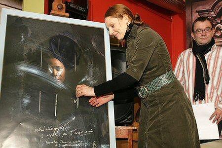 Ewelina Flinta apeluje do króla w obronie skazanej
