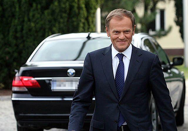 Zobacz, czym jeździ Tusk i jego ministrowie - zdjęcia
