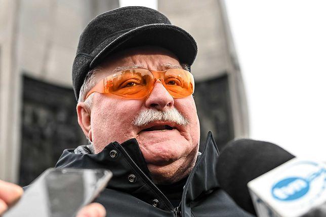 Wybory 2020. Lech Wałęsa krytykuje Jarosława Kaczyńskiego